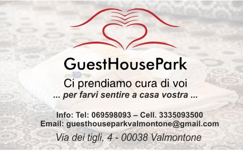 GuestHouse Park Valmontone