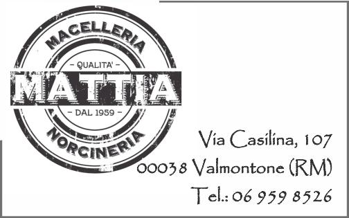 Macelleria Mattia